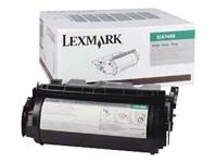 consumabili 12A7468  LEXMARK CARTUCCIA DI STAMPA 21.000 PAGINE RESTITUIBILE T/630/632/634 X/630/632.