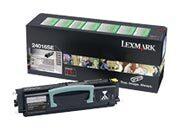 consumabili 24016SE  LEXMARK TONER LASER NERO 2.500 PAGINE CORPORATIVE ------------- RESTITUIBILE LEXMARK E/232/240/330/332/340/342.