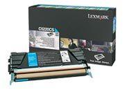 consumabili C5220CS  LEXMARK TONER LASER CIAN0 3.000 PAGINE LEXMARK C/522/524/530/532/534.