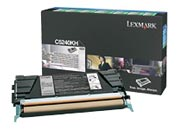 consumabili C5240KH  LEXMARK TONER LASER NERO 8.000 PAGINE LEXMARK C/524/534.