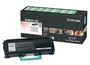consumabili E260A11E  LEXMARK TONER LASER NERO 3.500 PAGINE RESTITUIBILE E/260/360/460.