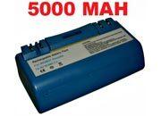 gbc Batteria 14.4V 5000mAh Ni-MH Superpotenziata, per Irobot Scooba.