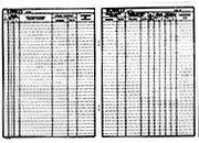 gbc Registro conto lavorazione Registro dei beni e delle merci in conto lavorazione, carta uso mano formato a4 (21x29,785cm). 48 facciate.