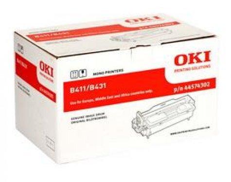 consumabili 44574302 OKI TAMBURO LASER 25.000 PAGINE B-431.