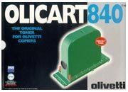 consumabili B0100  OLIVETTI TONER FOTOCOPIATRICE/8040/8540/8041.