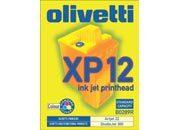 consumabili B0289  OLIVETTI CARTUCCIA INK-JET TRICOLORE XP12 STUDIOJET/300.
