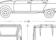 trasferibilir41 Automobili Citroen, 1:50, NERO. Trasferelli-Trasferibili R41 in fogli 9x25cm R41GRA398N.