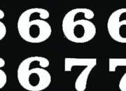 trasferibilir41 9,5mm, BIANCO. Trasferelli-Trasferibili R41 in fogli 9x25cm. Numeri  Volta D p. 113 R41LND1280b.