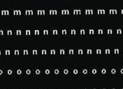 trasferibilir41 2,1mm, BIANCO. Trasferelli-Trasferibili R41 in fogli 9x25cm. Lettere Minuscole Mercator E p. 114 R41LNE23b.