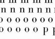 trasferibilir41 5,3mm, NERO. Trasferelli-Trasferibili R41 in fogli 9x25cm. Lettere Minuscole Bodoni p. 118 R41LNh83n.