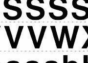 trasferibilir41 16mm, NERO. Trasferelli-Trasferibili R41 in fogli 25x35cm. Lettere Maiuscole e minuscole Helvetica RB p. 126 R41LNRB16MmN.