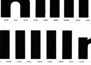 trasferibilir41 20mm, NERO. Trasferelli-Trasferibili R41 in fogli 25x35cm. Lettere Minuscole Grotesk RE p. 128 R41LNRE20miN.