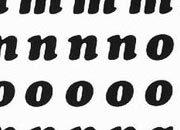 trasferibilir41 7,5mm, NERO. Trasferelli-Trasferibili R41 in fogli 9x25cm. Lettere Minuscole Cooper Black RG p. 130 R41LNRG103n.