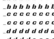 trasferibilir41 3,2mm, NERO. Trasferelli-Trasferibili R41 in fogli 9x25cm. Lettere Minuscole Etrusco RL p. 132 R41LNRL43n.