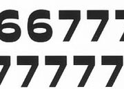 trasferibilir41 9,5mm, NERO. Trasferelli-Trasferibili R41 in fogli 9x25cm. Numeri  Stadio SD p. 144 R41LNSD1280n.