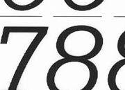 trasferibilir41 20mm, NERO. Trasferelli-Trasferibili R41 in fogli 9x25cm. Numeri  Dattilo SE p. 145 R41LNSE2080n.