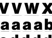 trasferibilir41 13,1mm, NERO. Trasferelli-Trasferibili R41 in fogli 25x35cm. Lettere Maiuscole e minuscole Helvetica SI p. 149 R41LNSI14MmN.