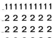 trasferibilir41 4,3mm, NERO. Trasferelli-Trasferibili R41 in fogli 9x25cm. Numeri  Folio X p. 125 R41LNX680n.