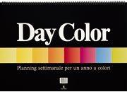 gbc Planning settimanale per un anno a colori: Day color rug3761.80.
