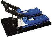 gbc Cucitrice Skrebba Skre-120 Duo DOPPIA per alti spessori per blocchi con leva, caricamento a pulsante con molla SKR253.