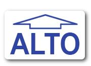 wereinaristea Etichette autoadesive mm 70x115 (115x70) ALTO, adesivo permanente, su foglietti da cm 15,2x12,5. 2 etichette per foglietto sog10059-11