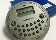 gbc Multiconvertitore euro BlueKover metallico Converte simultaneamente un importo in euro nelle valute dei seguenti paesi: Austria, Belgio, Germania, Finlandia, Francia, Irlanda, Italia, Lussemburgo, Olanda, Portogallo, Spagna .