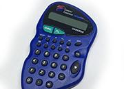 gbc Calcolatrice - convertitore lira/euro Calcolatrice portatile , dimensioni 65x110x9mm, Esegue anche le 4 operazioni.