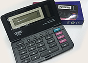 gbc Calcolatrice 10 cifre WILw930.